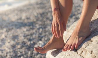 Disturbi del piede: la tallonite