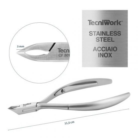 Tronchese taglio cuticole - 3 mm.