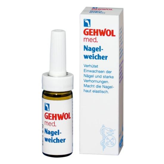 Ammorbidente per unghie Gehwol Med - 15 ml.